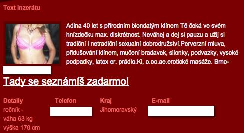 azyl pro milence ostrava sex seznamka com
